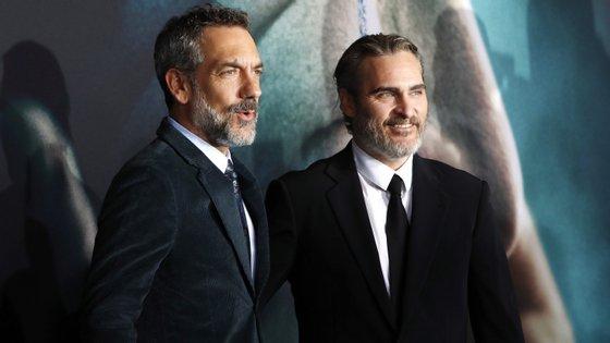 Todd Phillips está nomeado para melhor realizador e Joaquin Phoenix está nomeado para melhor ator