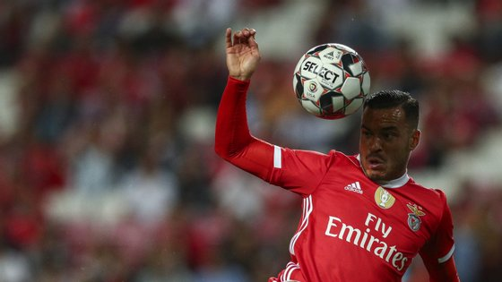 Raúl de Tomás marcou apenas três golos pelo Benfica, todos apontados na condição de visitante