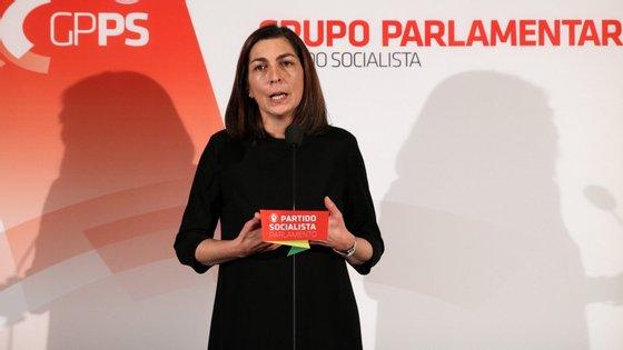 """Segundo Ana Catarina Mendes, """"esta proposta é a melhor dos cinco orçamentos apresentados nos últimos anos"""""""