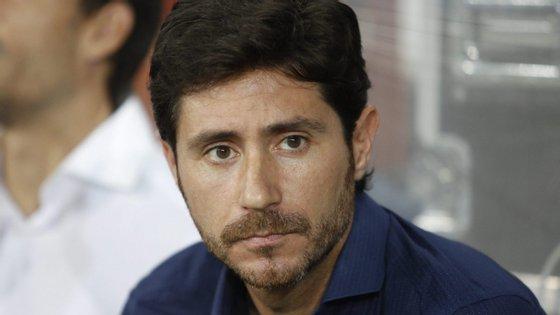 Sanchéz assumiu o comando da equipa de futebo em abril do ano passado
