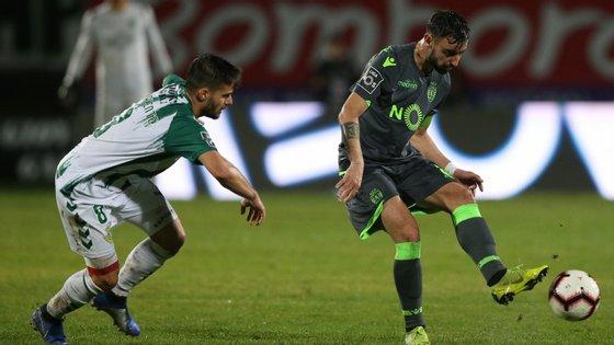 Sporting tem jogo marcado em Setúbal este sábado antes do dérbi com o Benfica e da Final Four da Taça da Liga