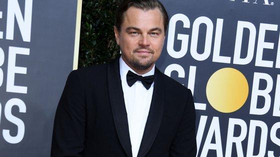 DiCaprio foi o único a responder ao pedido de socorro