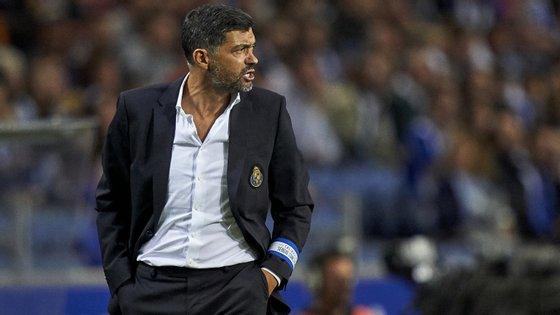 A equipa de Sérgio Conceição defronta o Moreirense na sexta-feira às 21h15