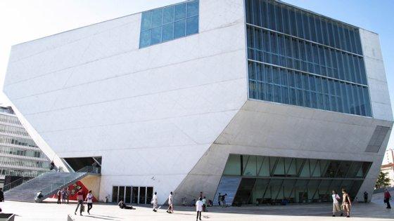 A Casa da Música foi fundada em 2001