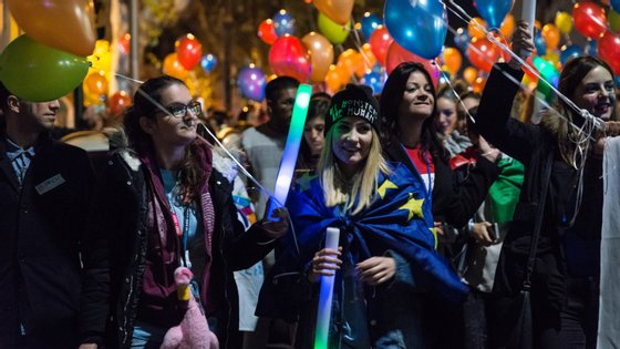 O Erasmus permite que cerca de 4 milhões de europeus estudem ou façam formação no estrangeiro. A UE pretende triplicar o seu financiamento para o período 2021-2027