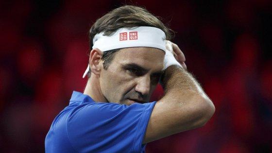 O tenista de 38 anos, que já está na Austrália, no Open, admitiu a admiração pelo movimento do clima inspirado por Greta