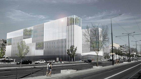 """Este prémio, """"reconhecido como uma referência da arquitetura portuguesa"""", é atribuído desde 1992 pela empresa cimenteira e visa distinguir """"a excelência na arquitetura nacional"""""""