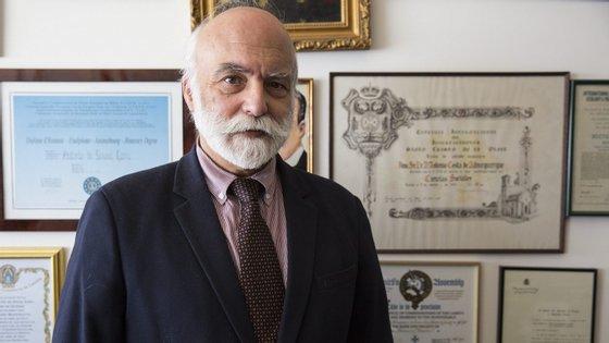 António Sousa Lara deixou de ser porta-voz do Chega por recusar abdicar de subvenção vitalícia