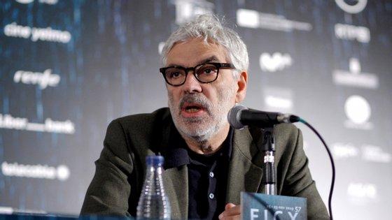 """O mais recente filme do realizador, """"Vitalina Varela"""", teve estreia mundial em agosto passado, no Festival de Cinema de Locarno, na Suíça, onde arrecadou os principais prémios"""