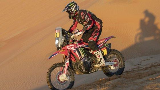 A 42.ª edição do Rali Dakar termina na sexta-feira, com a última especial a ligar Haradh a Qiddiya