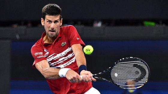 Novak Djokovic será compensado por uma partida de exibição para a qual foi contratado, sem que recebesse a totalidade do pagamento