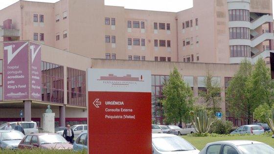 O constrangimento do serviço de urgência do Hospital Amadora-Sintra vigorou entre as 20h00 de sexta-feira e as 08h00 deste sábado