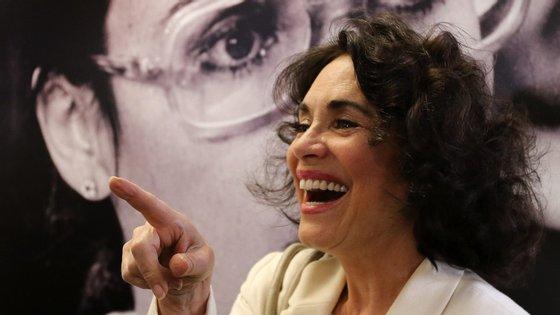 Em 2018, a atriz declarou o seu apoio a Bolsonaro