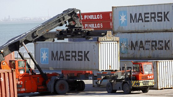 Dos restantes portos com comportamentos negativos, o relatório salienta o porto de Aveiro, que no período de janeiro a novembro de 2019 registou um recuo de 2,2%, em resultado de uma quebra homóloga de 32% no mês de novembro