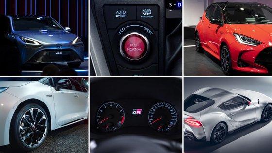 Espreite aqui para ver tudo o que a Toyota, Lexus e Gazoo Racing têm reservado para si em 2020