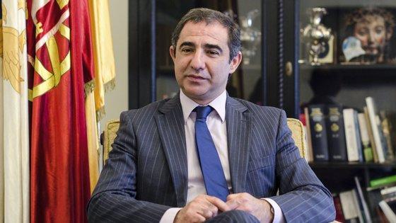 José Manuel Bolieiro, vice-presidente de Rui Rio na direção nacional do PSD, foi eleito líder do PSD/Açores, com 98,5% votos, numa eleição para a qual era o único candidato