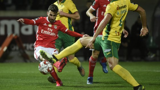 O internacional português leva agora três golos em dois jogos