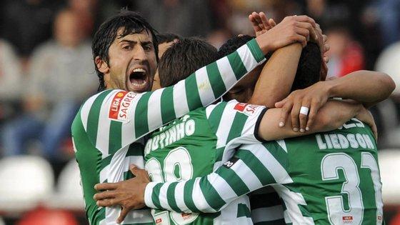 O antigo jogador é formado no Sporting e conquistou uma Taça de Portugal e uma Supertaça ao serviço do clube