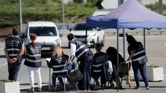 Os condutores de Valongo foram surpreendidos em maio por uma operação stop do Fisco