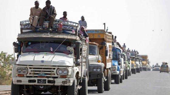 O Alto Comissariado das Nações Unidas para os Refugiados estima que, à medida que as tensões persistem, o número poderá subir para 30 mil nas próximas semanas
