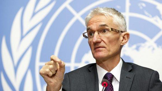 """O responsável humanitário da ONU solicitou """"um acesso seguro e sem entraves aos trabalhadores humanitários e de alimentos e medicamentos para atender às necessidades essenciais dos civis"""""""