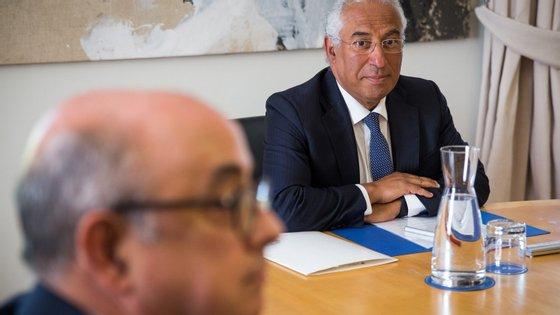 Primeiro-ministro já respondeu às 100 perguntas do juiz Carlos Alexandre