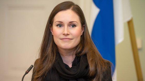 A primeira-ministra da Finlândia, Sanna Marin, tem promovido a discussão de várias reformas sociais no país
