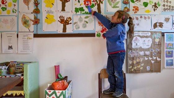 O estudo envolveu 845 crianças a frequentar o 3.º e 4.º anos de escolaridade, na cidade do Porto.