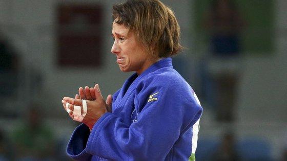 Entre os 10 judocas lusos no Grand Slam germânico, apenas Joana Ramos (21.ª), Patrícia Sampaio (11.ª) e Jorge Fonseca (sexto) estão em posições elegíveis para Tóquio2020