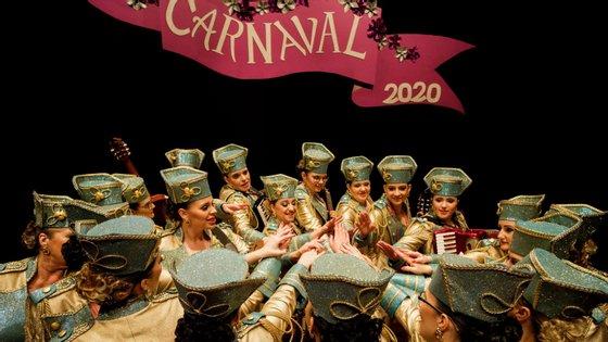 """Há três anos que o """"Baile Delas"""" sobe ao palco só com elas, como o nome indica"""