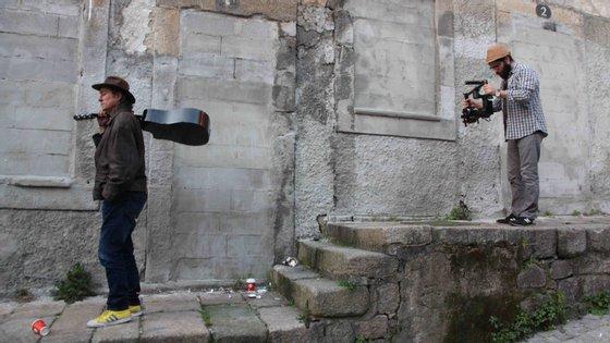 """""""Por detrás da moeda"""" é a primeira longa metragem do realizado Luís Moya e demorou cinco anos a ser rodada"""