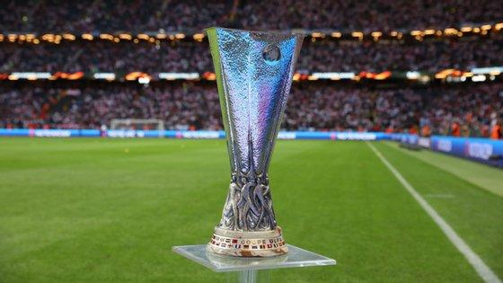 A final da Liga Europa está marcada para o dia 27 de maio, em Gdansk, na Polónia