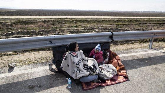 Plataforma de Apoio aos Refugiados disponível para acolher refugiados sírios da Turquia.