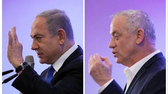 Os resultados das eleições, que as sondagens apontam como muito próximos, poderão prolongar a crise política, que já é a maior da história de Israel