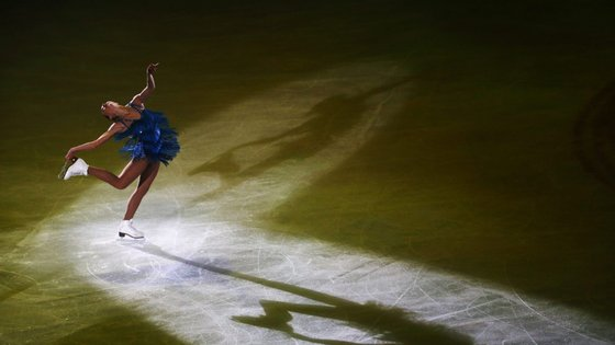 Foi a primeira russa a sagrar-se campeã olímpica de patinagem artística em 2014