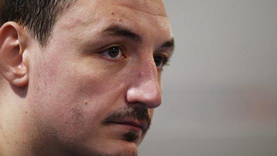 Ristovski, de 37 anos, tinha chegado à Luz em 2018/19, depois de duas épocas ao serviço do FC Barcelona, pelo qual venceu dois campeonatos, duas supertaças e uma Taça de Espanha