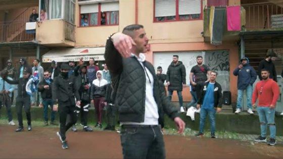 Des Malades, de Sofiane, conhecido rapper francês de origem argelina, foi filmado no Porto