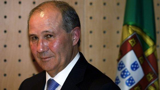 O plenário do Conselho Superior da Magistratura é presidido por António Joaquim Piçarra