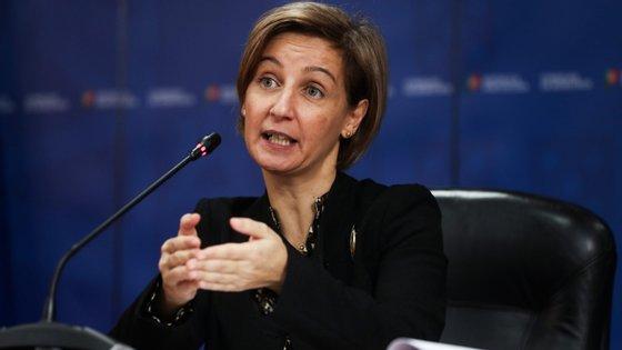 A ministra da Saúde não descarta a possibilidade de a urgência pediátrica do Hospital Garcia de Orta abrir durante o período noturno já em abril