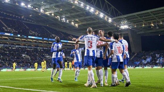 FC Porto caiu na alçada da UEFA em 2016 por incumprimento das regras de fairplay financeiro.