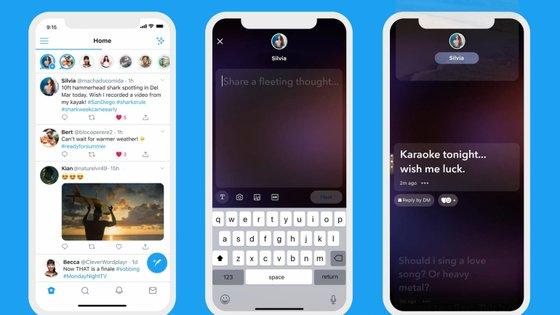 """""""Queremos tornar possível que você tenha conversas na plataforma de novas maneiras, com menos pressão e mais controle"""", explicou o gerente de produto do Twitter"""