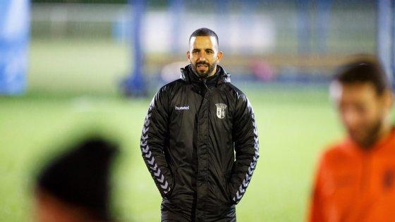 Rúben Amorim torna-se no quarto treinador dos 'leões' esta temporada, sucedendo a Silas