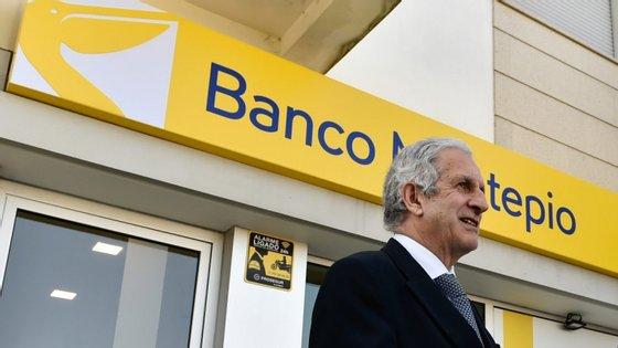 Carlos Tavares é presidente do Conselho de Administração do Banco Montepio