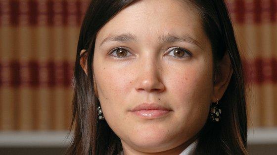 Cecília Anacoreta Correia é atualmente membro do Conselho Nacional do CDS