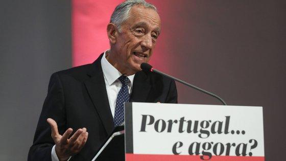 Marcelo Rebelo de Sousa demorou quase três anos e meio a enviar um diploma para o Tribunal Constitucional