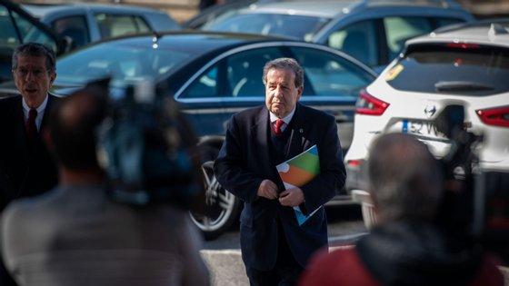 O Ministério Público de Coimbra deduziu acusação contra 28 arguidos