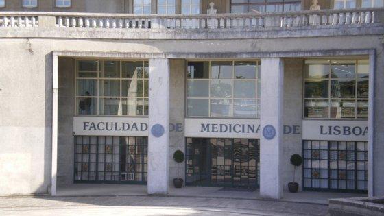 A Faculdade de Medicina de Lisboa é uma das instituições que está totalmente encerrada