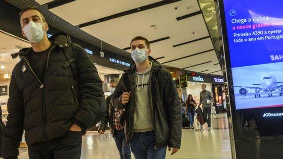 Portugal já tem 39 casos de coronavírus confirmados, estando mais de 330 a aguardar resultados