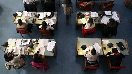 Em 20 anos, a percentagem de alunos estrangeiros em universidades e politécnicos portugueses quintuplicou