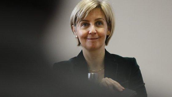 Ministra da Saúde, Marta Temido, garantiu reforço dos meios